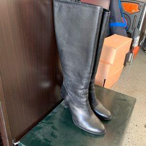 Ralph Lauren Bryce Leather Boots